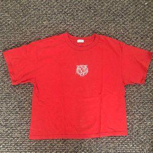Brandy Melville Wildcat T-shirt